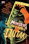 Monsters Unleashed #4 (of 5) (Francavilla 50s Movie Poster Variant Cover Edition)