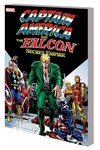 Captain America Falcon Secret Empire TPB New Printing