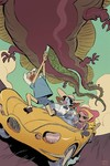 Adventure Time Comics #9 (Subscription Ries Cover)
