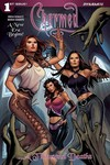 Charmed #1 (Cover B - Sanapo)
