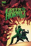 Green Hornet Reign Of Demon #4 (of 4) (Cover A - Lashley)