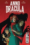 Anno Dracula #1 (of 5) (Cover A - Mccaffrey)