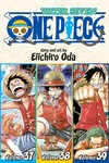 One Piece 3in1 TPB Vol. 13
