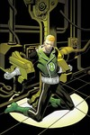 Hal Jordan And The Green Lantern Corps #5 (Nowlan Variant Cover Edition)