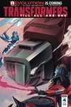 Transformers Till All Are One #4 (Subscription Variant)