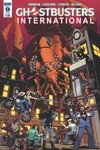 Ghostbusters International #9 (Subscription Variant)