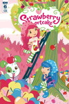Strawberry Shortcake #6 (Subscription Variant)