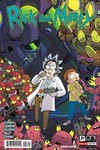 Rick & Morty #18 (Chin Variant Cover Edition)