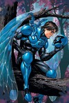 Blue Beetle #13 (Kirkham Variant Cover Edition)