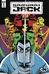 Samurai Jack Quantum Jack #1 (of 5) (Cover A - Oeming)