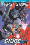 G.I. Joe First Strike #1 (Cover B - Kyriazis)