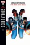 Generations Captain Americas #1 (Cassady Variant Cover Edition)
