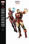 Generations Iron Man & Ironheart #1 (Coipel Variant Cover Edition)