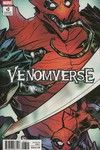 Venomverse #3 (of 5) (Torque Poison Variant Cover Edition)