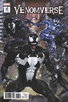 Venomverse #3 (of 5) (Crain Connecting Variant Cover Edition)
