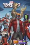 Marvel Universe Guardians Of Galaxy #22