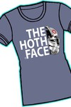 Hoth Face T-Shirt Ladies LG