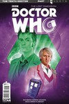 Doctor Who 10th Year 3 #9 (Cover B - Photo)