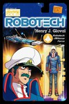 Robotech #3 (Cover C - Action Figure Variant)