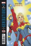 Generations Captain Marvel & Capt Mar-vell #1 (2nd Printing)