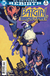 Batgirl And The Birds Of Prey #1 (Shirahama Variant Cover Edition)