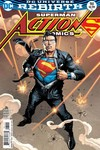 Action Comics #961 (Variant Cover Edition)