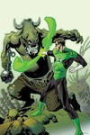 Hal Jordan And The Green Lantern Corps #2 (Nowlan Variant Cover Edition)