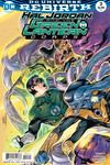Hal Jordan And The Green Lantern Corps #3