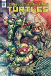 Teenage Mutant Ninja Turtles #61 (Retailer 10 Copy Incentive Variant Cover Edition)