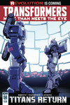 Transformers More Than Meets Eye #56 (Subscription Variant)