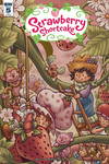 Strawberry Shortcake #5 (Retailer 10 Copy Incentive Variant Cover Edition)