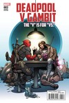 Deadpool vs. Gambit #3 (of 5) (Ferry Variant Cover Edition)