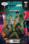 Deadpool vs. Gambit #4 (of 5)