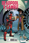 Deadpool vs. Gambit #4 (of 5) (Jarrell Variant Cover Edition)