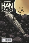Star Wars Han Solo #3 (of 5) (Millennium Falcon Variant Cover Edition)