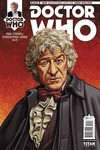 Doctor Who 3rd #1 (of 5) (Cover D - Mccaffrey)
