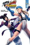 Street Fighter Legends Cammy #2 (of 4) (Cover A - Dogan)