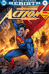 Action Comics #985 (Edwards and Leisten Variant Cover Edition)