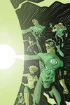 Hal Jordan And The Green Lantern Corps #26 (Hamner Variant Cover Edition)