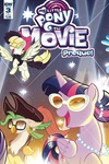 My Little Pony Movie Prequel #3 (Cover B - Fleecs)