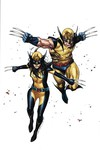 Generations Wolverine & All-new Wolverine #1 (Coipel Variant Cover Edition)