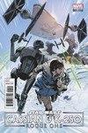 Star Wars Rogue One Cassian & K2SO Special #1 (Larraz Variant Cover Edition)