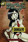 Zombie Tramp Origins #2 (Cover B - Mendoza Risque)
