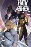 Faith And The Future Force #2 (Cover A - Djurdjevic)