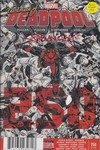 DF Deadpool #45 (250th Issue) Blood Nicieza Sgn
