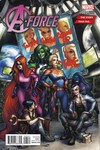 A-Force #5 (Hetrick Story Thus Far Variant Cover Edition)