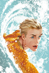 Aquaman #22 (Middleton Variant Cover Edition)