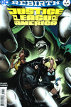 Justice League Of America #7 (Mahnke Variant Cover Edition)