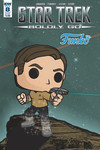 Star Trek Boldly Go #8 (Funko Art Variant)
