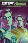 Star Trek Green Lantern Vol. 2 #6 (of 6) (Subscription Variant)